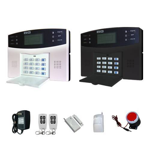 Wireless GSM Intruder Alarm System-30A