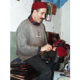 Tunisian Handmade woolen chechia