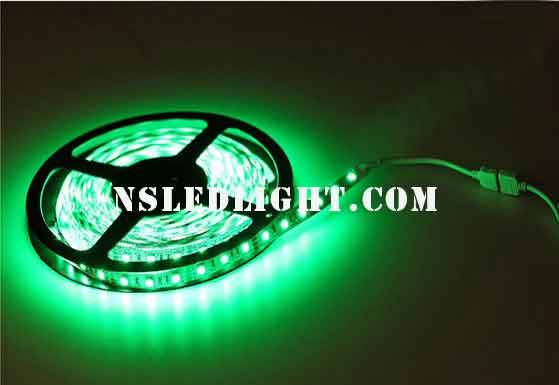 Waterproof High Quality led light strips Taiwan Epistar SMD3528 60leds/m 4.8W with CE RoHS