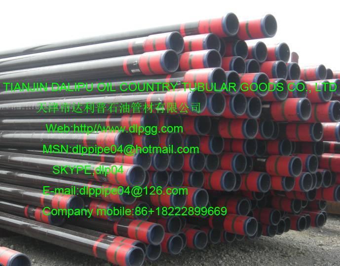 3-1/2 N80 oil NUE tubing range 2(API 5CT Seamless)