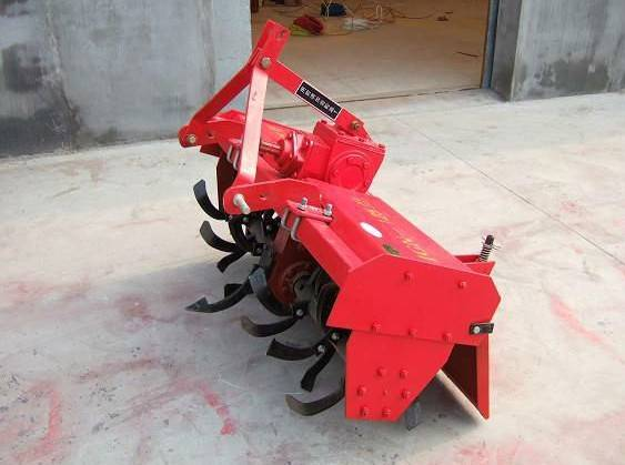 rotary cultivator 1GQN-125 Red