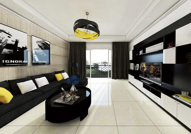 Vitrified Tiles Floor Tiles Full Polished Glazed Porcelain Tiles for Home Decoration (800X800mm)