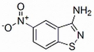 3-AMINO-5-NITRO-2,1-BENZOISOTHIAZOLE (CAS No.: 84387-89-3 )