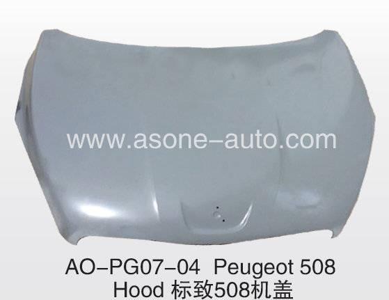 ASONE HOOD/BONNET For Peugeot 508 CAR ACCESSORIES OEM=9435040480