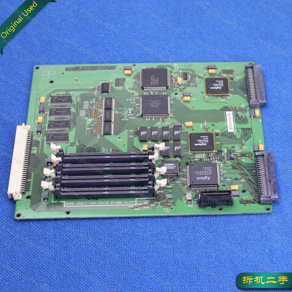 C4084-69001 Formatter PC board assembly for the HP Color Laserjet 4500 printer parts
