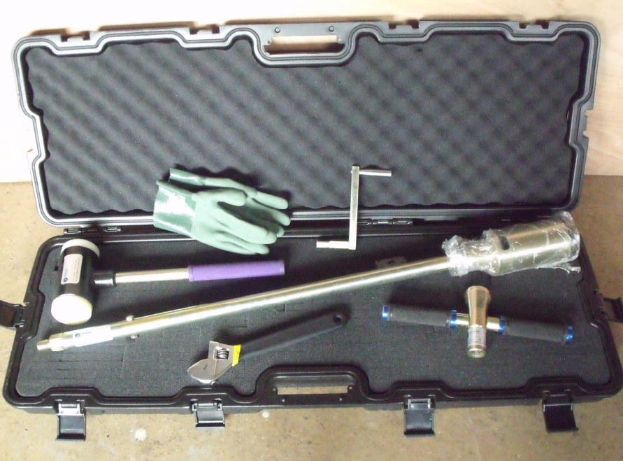 QT-TQ0302 Intact root sampling drill kit