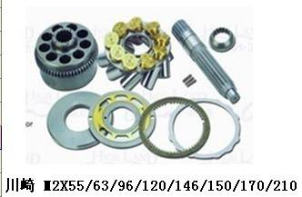 Kawasaki M2X120 M2X146 M2X150 hydraulic pump accessories hydraulic motor
