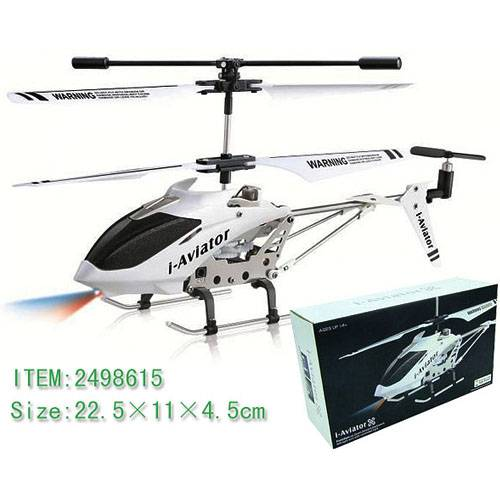 3.5ch iphone/andriod control helicopter