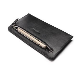 Hautton wholesale leather long clutch bags china SZB88