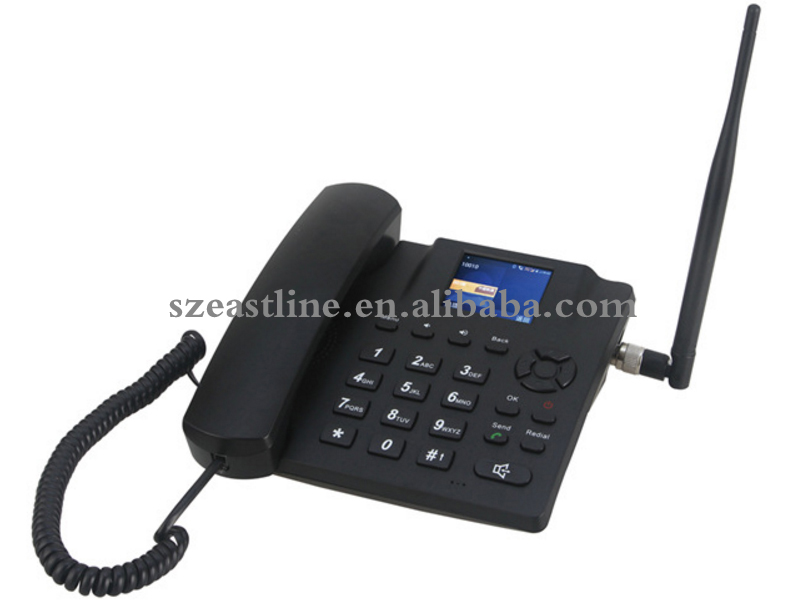 India BIS Certified 3G FWP Android Desktop Fixed Wireless Telephone