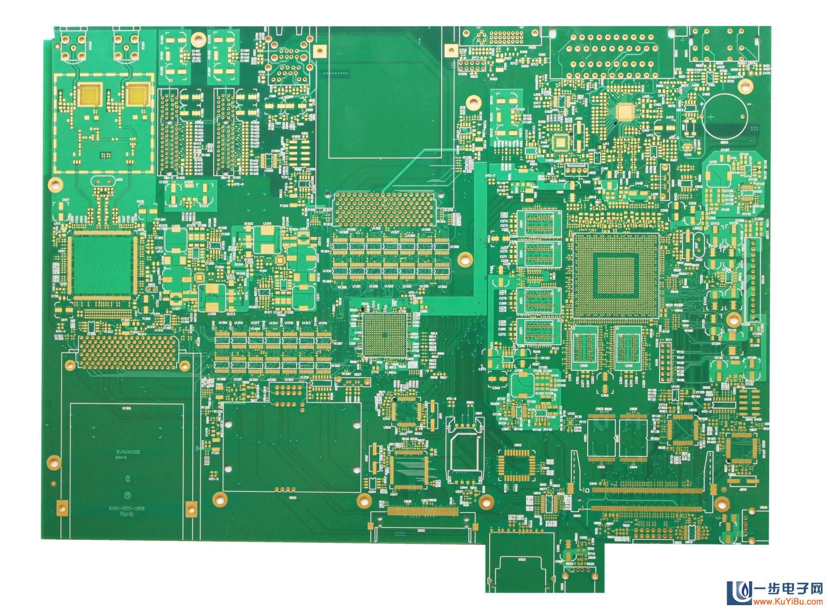 China high quality Custom-made multilayer pcb manufacturer