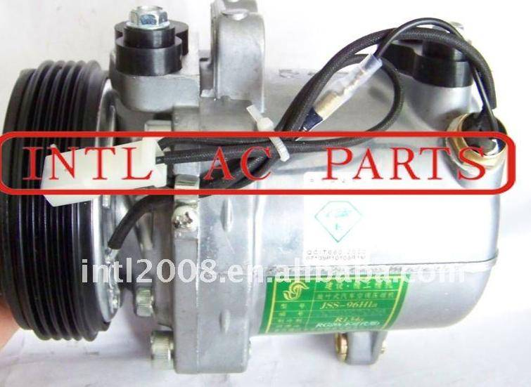 SS96 compressor for Suzuki VITARA with 4PK 110MM OEM#8904014437