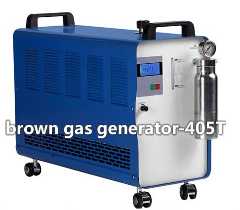 brown gas generator with 400 liter/hour