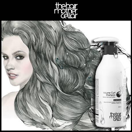 Volume Curl Shampoo