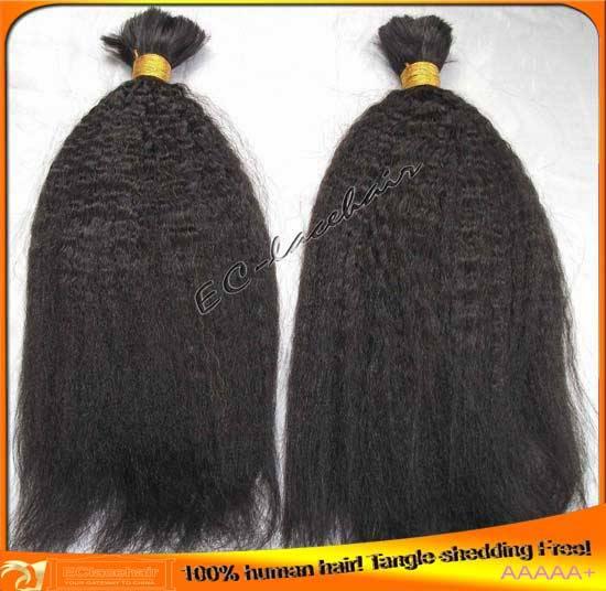 Wholesale Indian Brazilian Malaysian Human Hair Bulk Supplier
