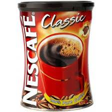 Nescafe Classic Instant Coffee 50g, 100g and 250 g