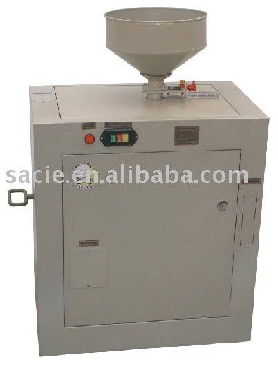 Cupboard Form Rice Mill and Flour Crush Combine Machine