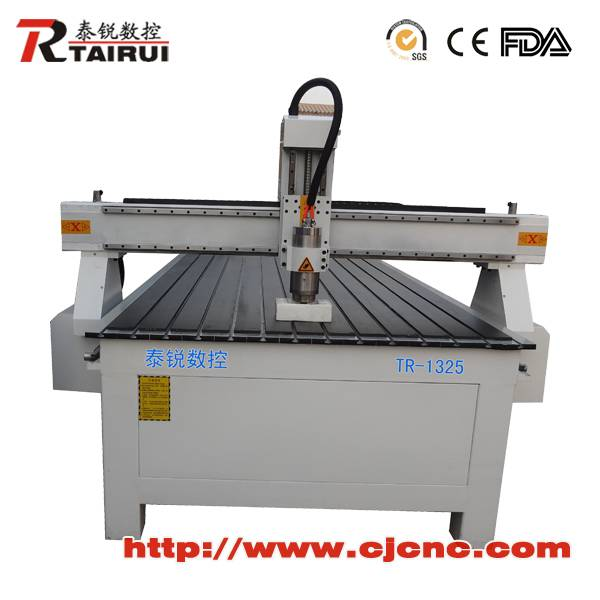 wood carving cnc router with vacuum table TR1325