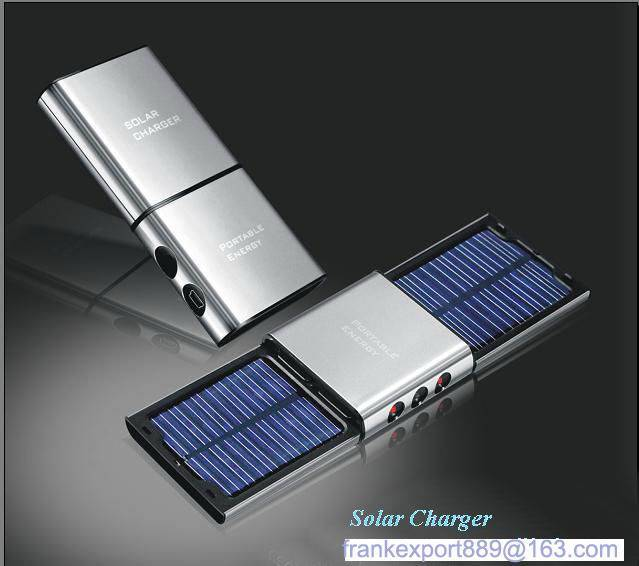 Supply Practical Mobile Solar  Charger with Best Price