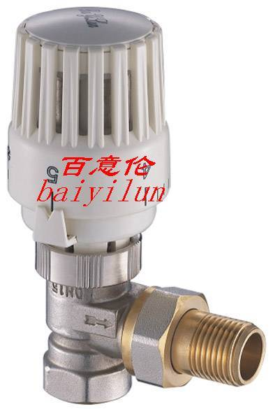CE thermostatic radiator valve D type