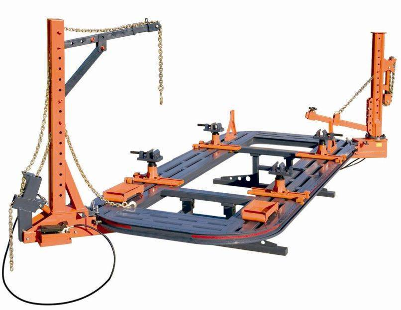 auto body repair system machine&car bench puller