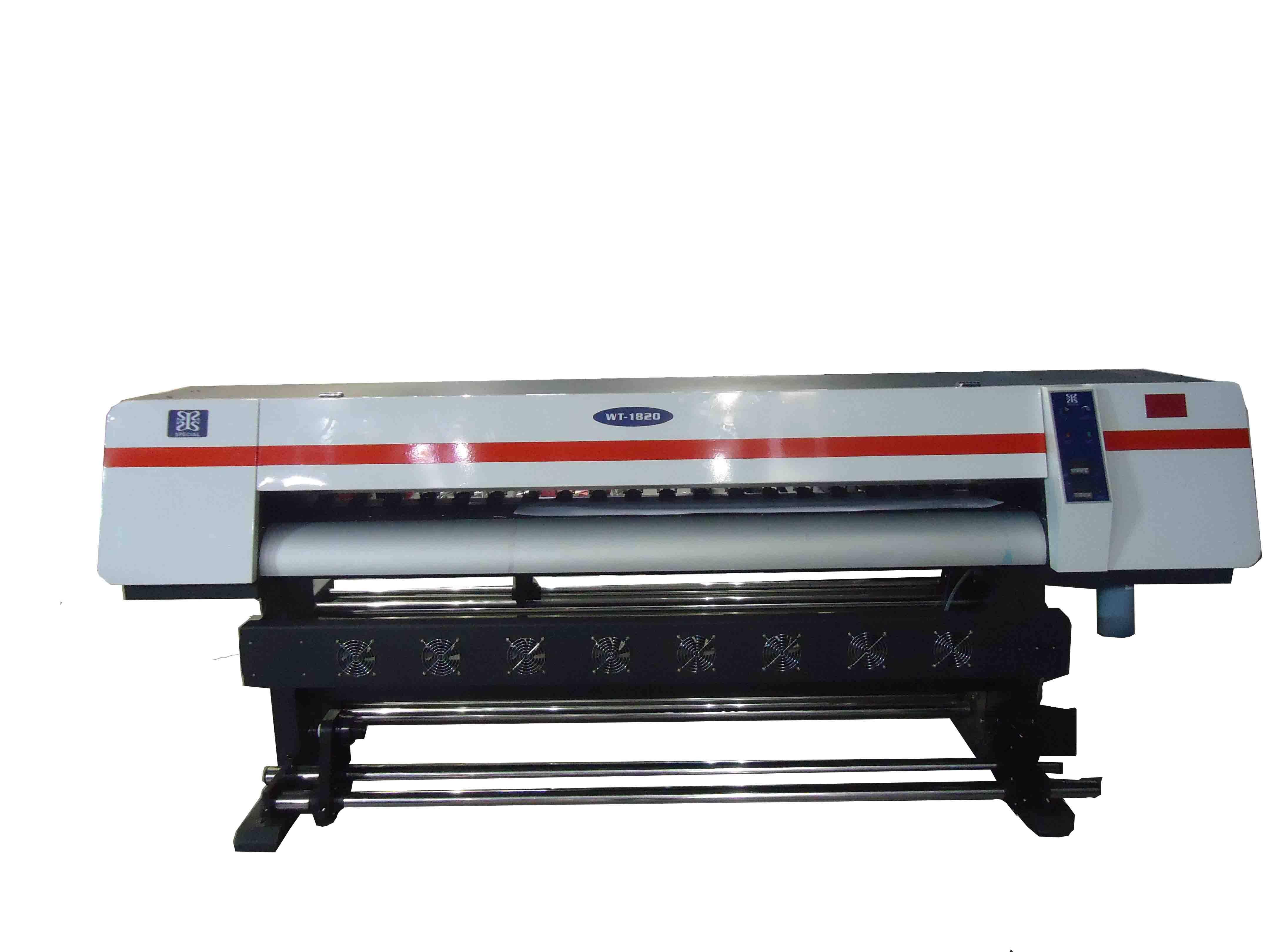 1.8m High quality eco solvent printer