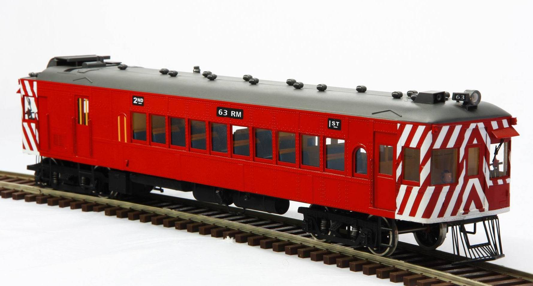 Collectable train toy - O Scale, brass material