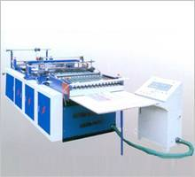 Computerized Full-Automatic Color-Discriminating Hot-Sealing and Hot-Cutting Machine(OPP)