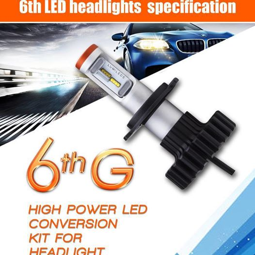 Auto LED Headlights