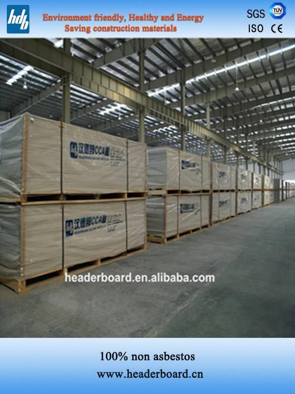 Cellulose Fiber Cement Board (Autoclaved+Non Asbestos)