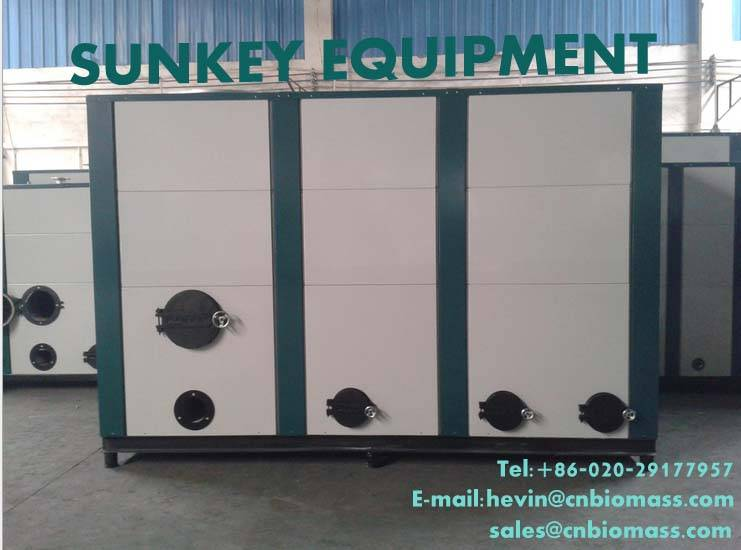 SUNKEY thermal equipment biomass hot blast furnace