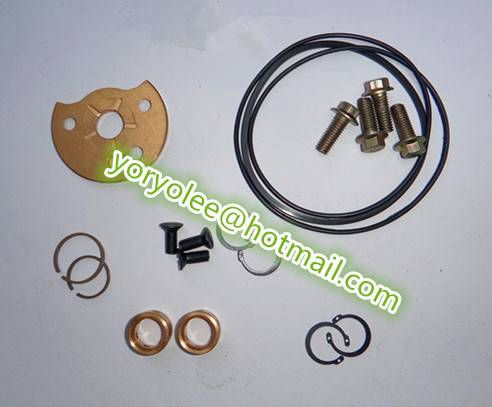 Repair kit for hitachi EX200-2 turbocharger