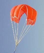 X type parachute