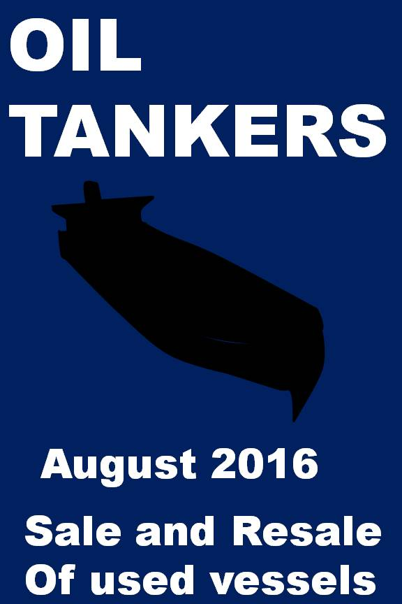 oil tankers wanted for lease or purchase worldwide