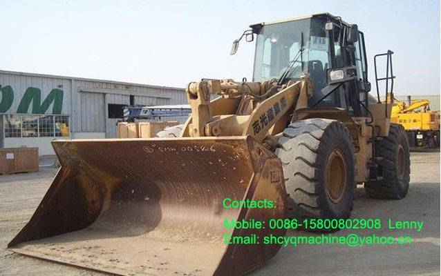 CAT wheel loader 950G
