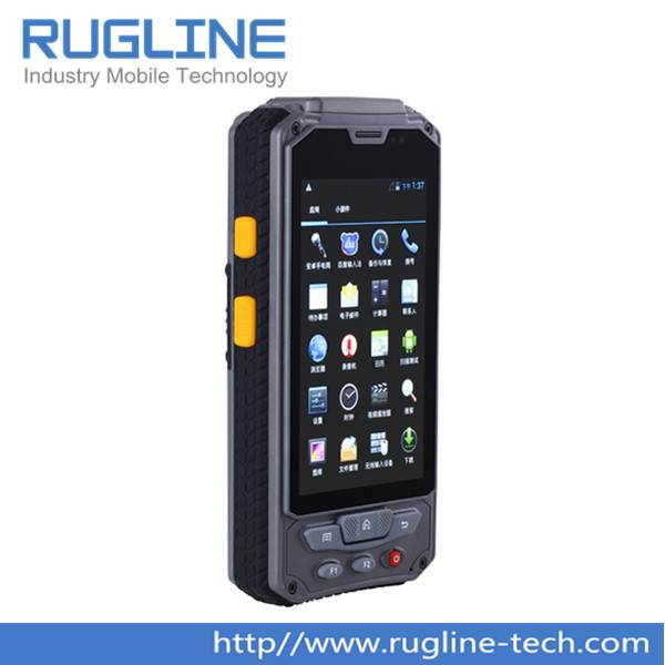 Android handheld PDA RFID reader with wifi 3G GPS