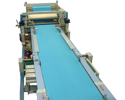 professional textile finishing machine manufacturer of open width compactor