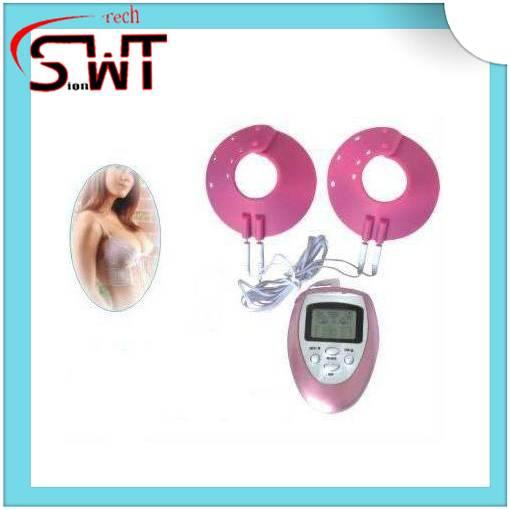 Breast enhancer massager