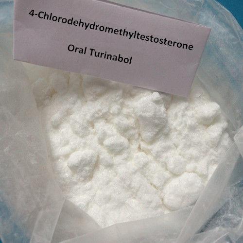 99% Purity Chlorodehydromethyltestosterone powder Turinabol Oral Raw Steroid Powders Factory Price