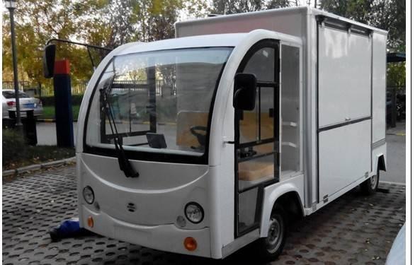 Meals on Wheels van for sale