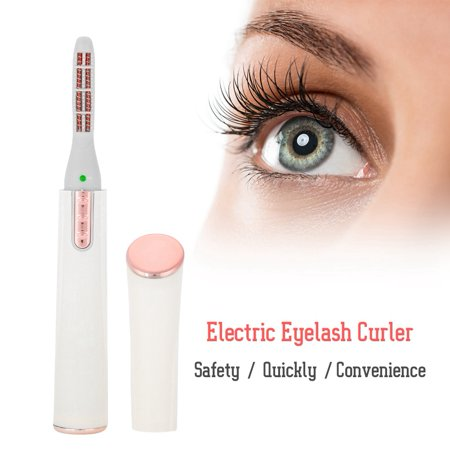 Daily Home Use Products Mini Electric Eyelash Curler heated