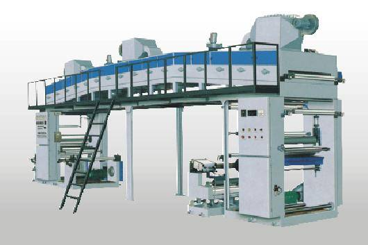 Dry-Method High-speed Laminating Machine