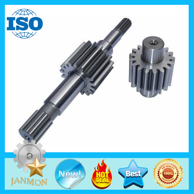 SELL Customized Transmission Gears, Motor Shaft, Axle Shaft