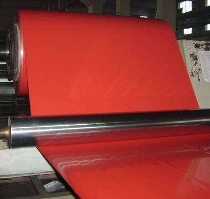PE / PVDF Coated Aluminum Coil