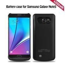 4200mAh power bank case for Samsung Galaxy Note 5