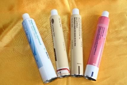 offer packaging tube aluminium