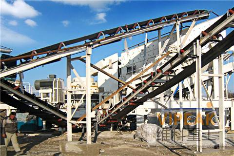 Combined Cone Type Mobile Crushing Station
