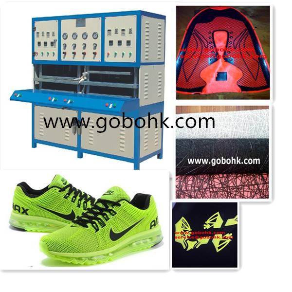 Latest kpu sport shoes upper making machine,kpu upper shoes shaping machine
