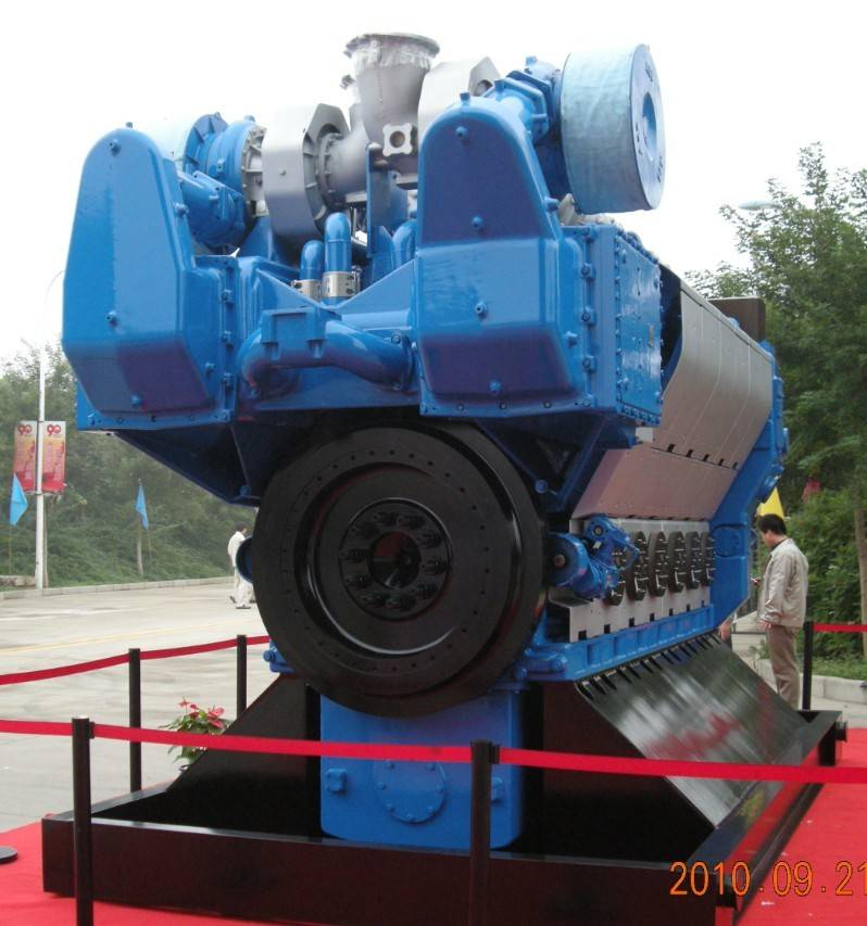 China 1200kw Natural Gas Generator