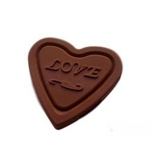 Heart Shape Chocolate USB Flash Drive